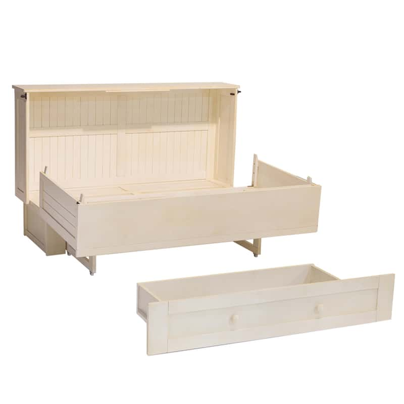 Daisy Cabinet Bed Is Easy To Fold Out Finished In