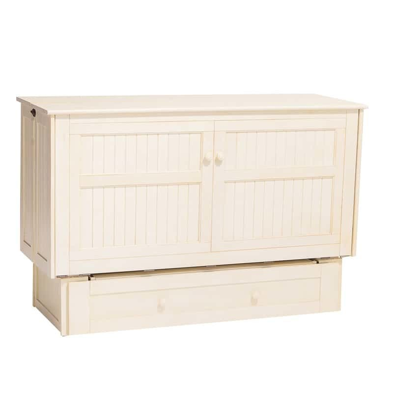 Daisy Cabinet Bed finished Buttercream
