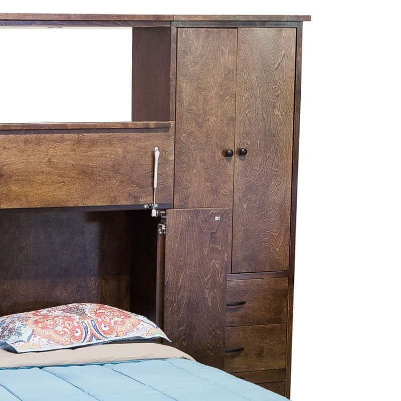 Town And Country Cabinet Bed With Piers