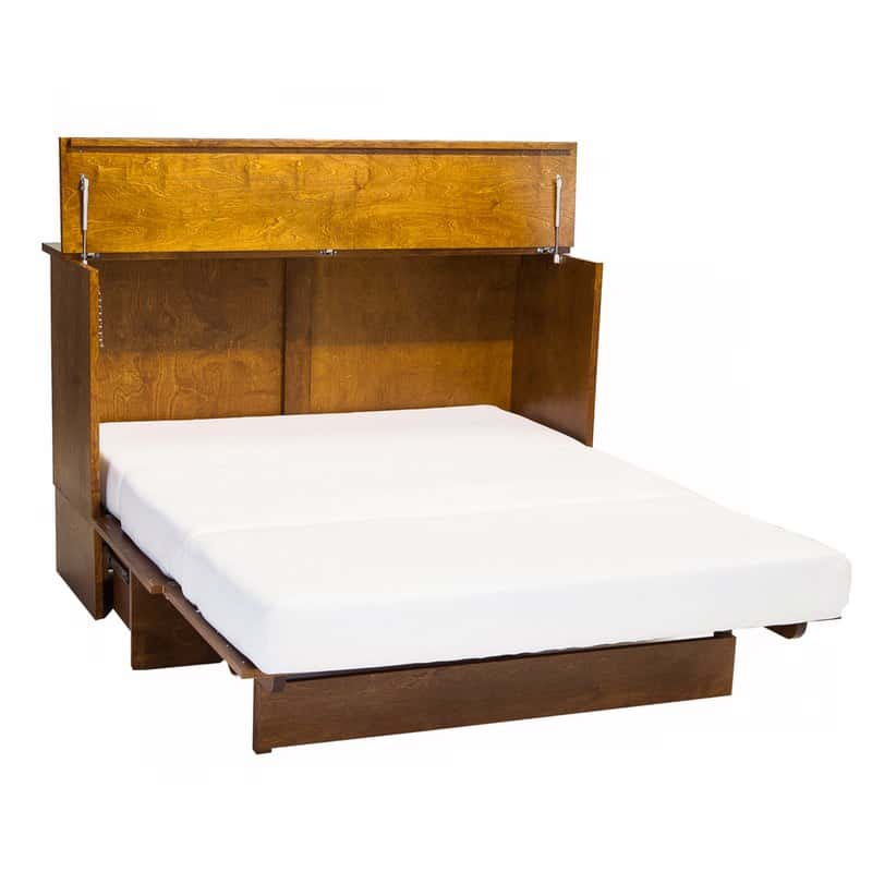 Stanley Cabinet Bed memory foam mattress Cojoba