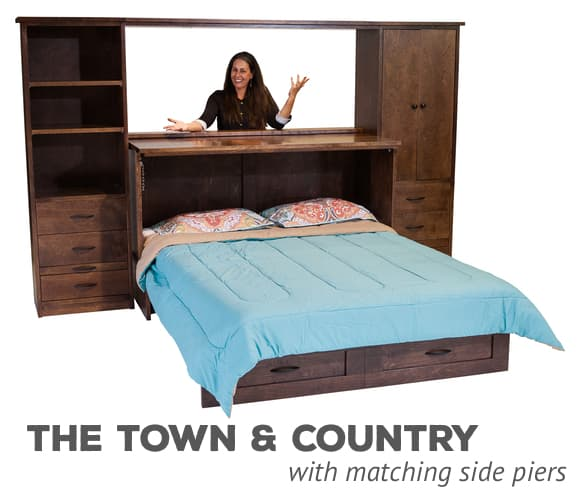 tc cabinet bed