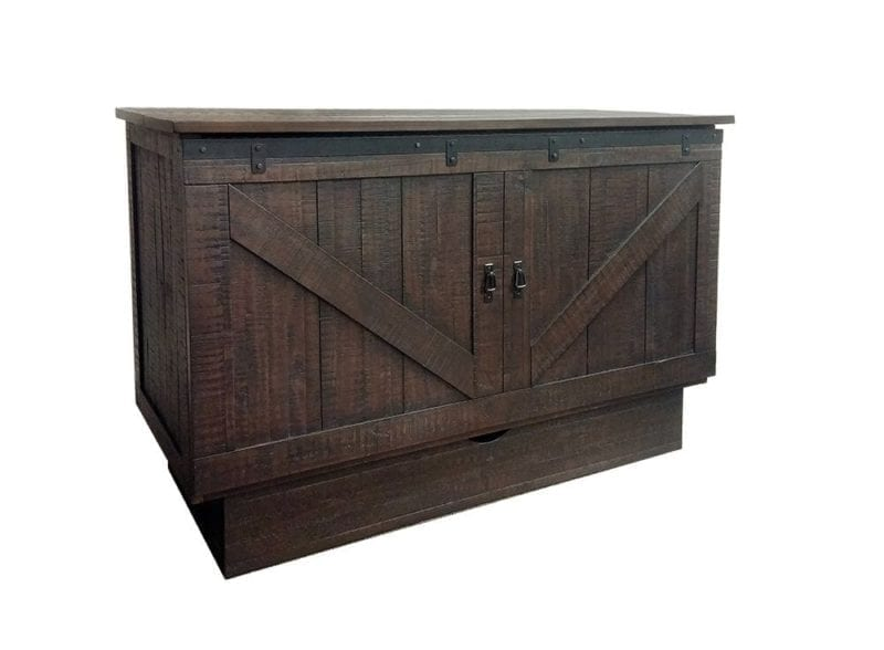 Bridger Sleep Chest with Telescope Drawer